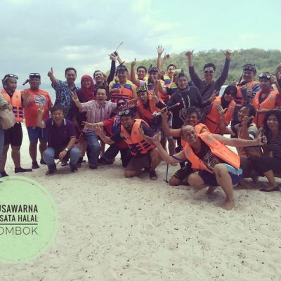 Paket Group liburan ke Lombok Halal