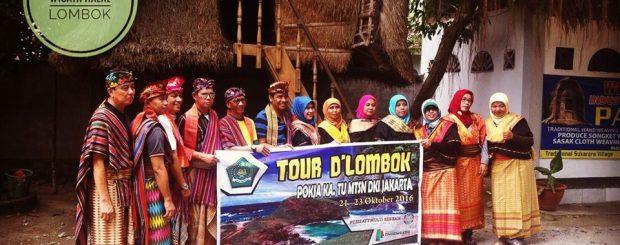 Paket Group Wisata Halal Lombok