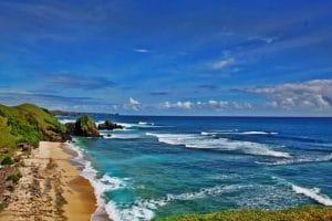 Pantai Seger - Wisata Halal Lombok
